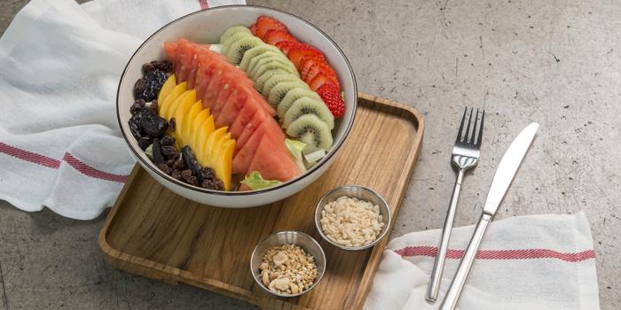 Healthy Fruit Salad, Glasshouse (Cityplaza), Quarry Bay, Hong Kong