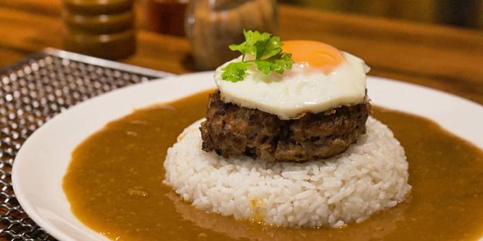 Dish 1 at Kobe Tei Restaurant, Kelapa Gading