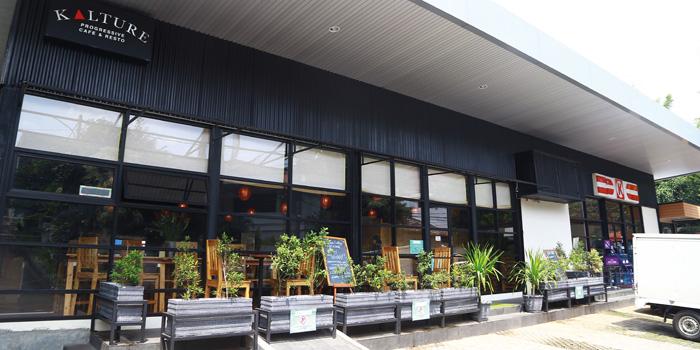 Exterior at KALTURE Cafe & Resto, Jakarta