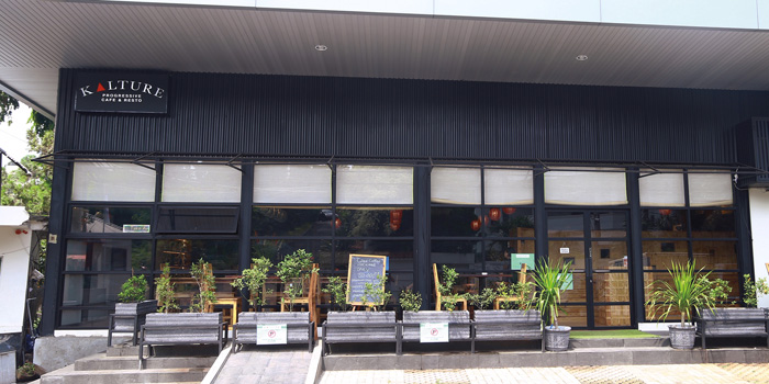 Exterior 2 at KALTURE Cafe & Resto, Jakarta