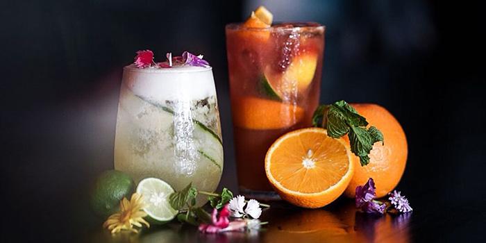 Drinks from AYA Street Seminyak