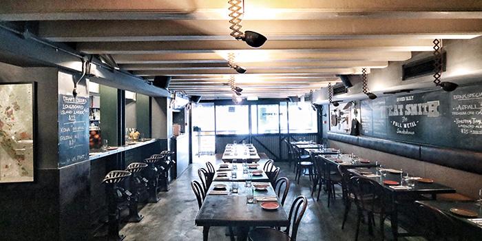 Dining Room of MeatSmith (Telok Ayer) at Telok Ayer in Raffles Place, Singapore