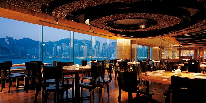 Interior, NOBU InterContinental Hong Kong, Tsim Sha Tsui East, Hong Kong
