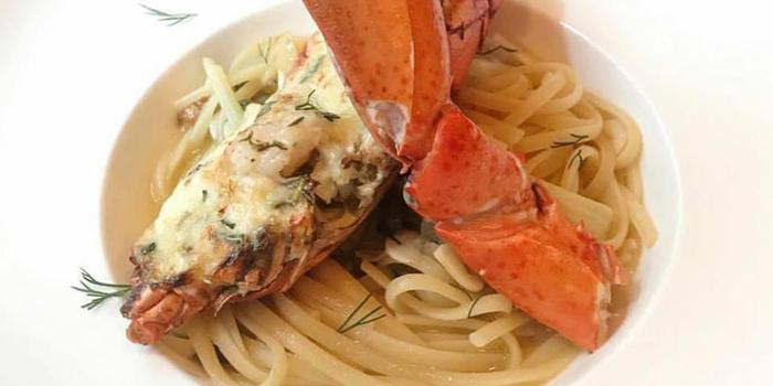 Lobster Pasta, BRESOLA, Kennedy Town, Hong Kong