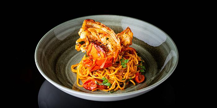 Lobster Tagliolini, AHA Restaurant & Bar, Central, Hong Kong