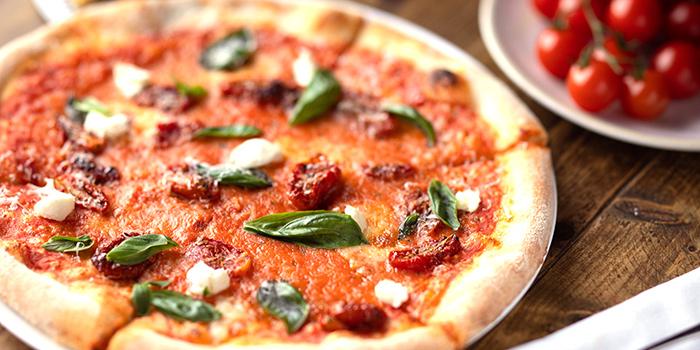 Margherita Pizza, Jamie