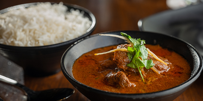 Mutton Rogan Josh from 79 After Dark in Boat Quay, Singapore