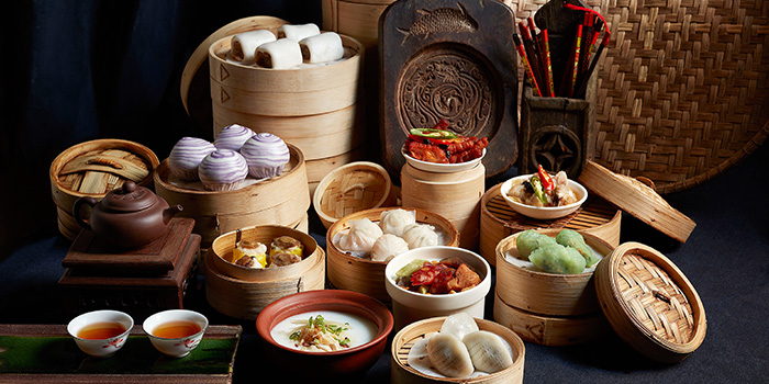 Nostalgic Dim Sum Food Spread (16 May to 31 Jul) from Si Chuan Dou Hua (Kitchener Road) in Little India, Singapore