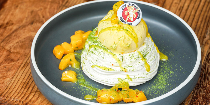 Pavlova, Little Creatures, Kennedy Town, Hong Kong