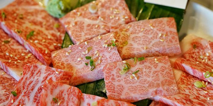 Premium Beef from Sumi Tei Yakiniku Restaurant at J avenue, Thonglor 13 Sukhumvit 55, Wattana Bangkok