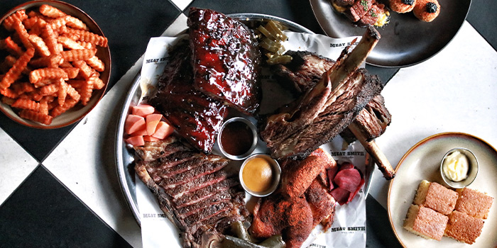 Premium Platter from MeatSmith (Telok Ayer) at Telok Ayer in Raffles Place, Singapore