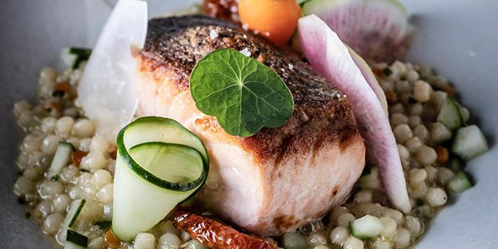 Salmon Pearl from 51 Soho in Telok Ayer, Singapore