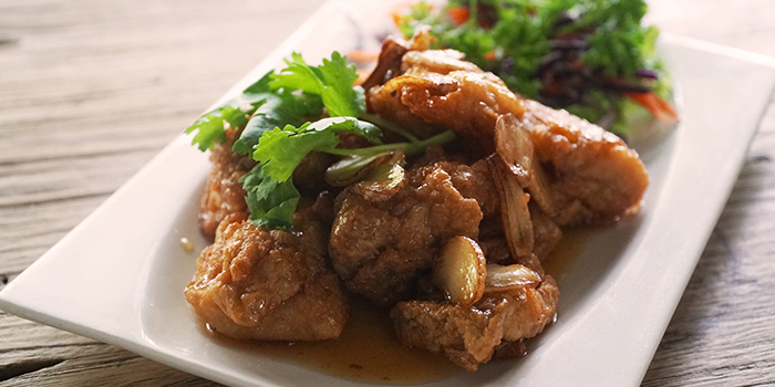 Honey Chicken Thai Style from Basil & Thyme in East Coast, Singapore
