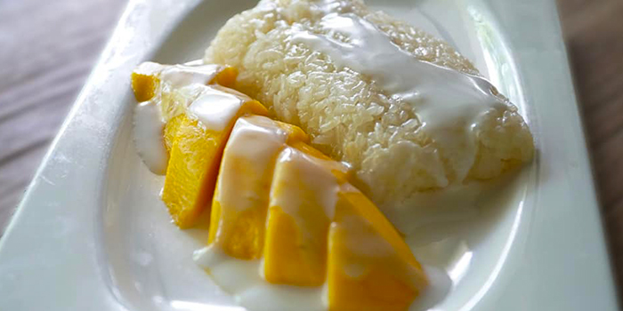 Mango & Sticky Rice from Basil & Thyme in East Coast, Singapore