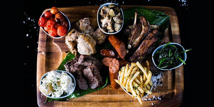Meat Platter from Blue Lotus @ Alexandra in Queenstown, Singapore