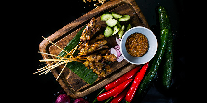 Satay Chicken from Blue Lotus @ Alexandra in Queenstown, Singapore