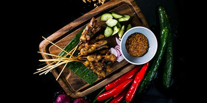 Satay Chicken from OPIO Kitchen & Bar in Queentown, Singapore