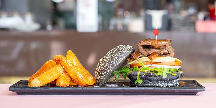 Havana Burger from Cuba Libre Cafe & Bar (Clarke Quay) in Clarke Quay, Singapore