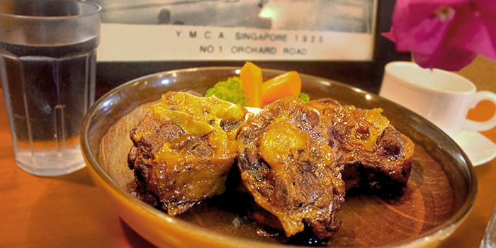 Braised Oxtail Stew from Dolphin