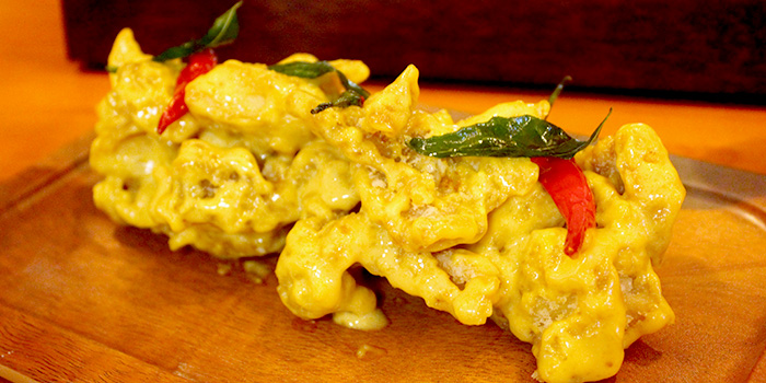 Salted Egg Dishes from Dolphin