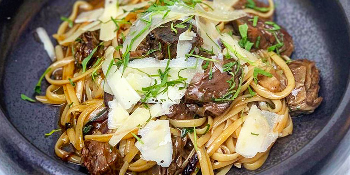 Short Ribs Pasta from Eleven Strands in Serangoon, Singapore