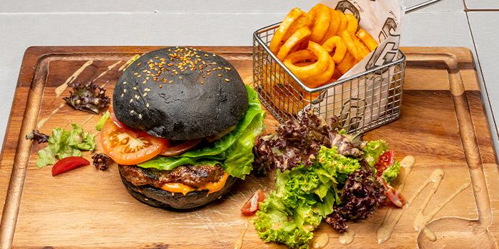 Burger from G Bar & Grill at Apex @ Henderson in Bukit Merah, Singapore