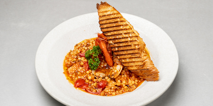 Seafood Fregola from G Bar & Grill at Apex @ Henderson in Bukit Merah, Singapore