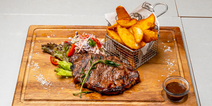 Sirloin Steak from G Bar & Grill at Apex @ Henderson in Bukit Merah, Singapore