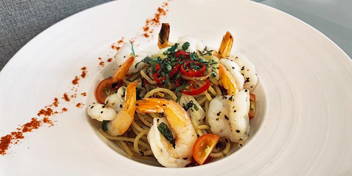Aglio Olio from Grill Ninety Nine in Bugis, Singapore