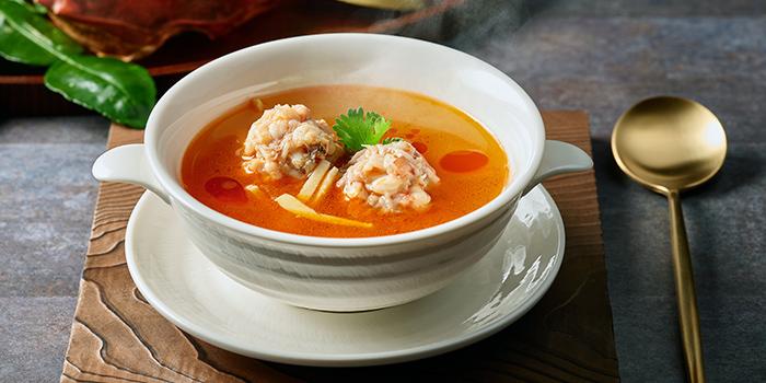 Bakwan Kepiting Soup from Indigo Blue Kitchen in Orchard, Singapore
