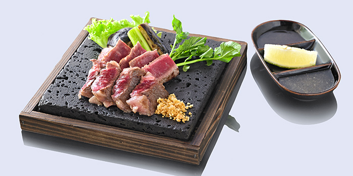 Japanese Wagyu Beef Steak from Kuriya Dining in River Valley, Singapore