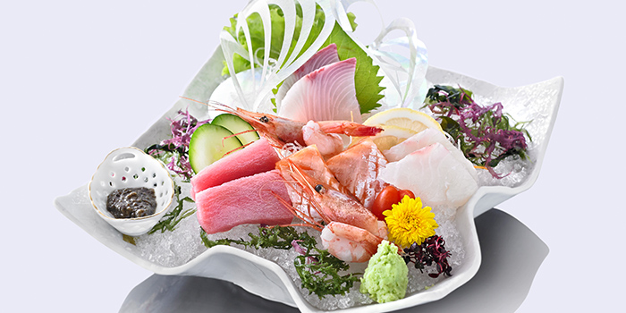 Utage Sashimi from Kuriya Dining in Promenade, Singapore