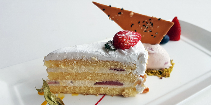 Strawberry Shortcake from Lawry