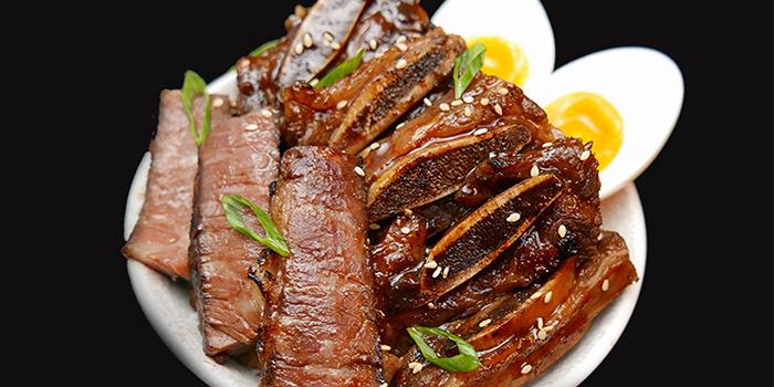 Beef Short Rib Bowl from Maru Japanese Restaurant at ICON Village in Tanjong Pagar, Singapore