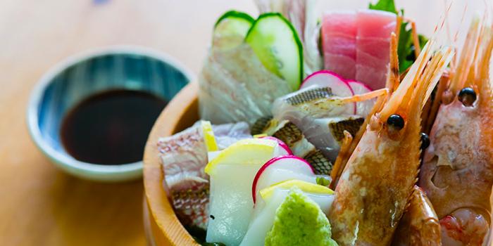 Assorted Sashimi from Mikoto Singapore in Robertson Quay, Singapore
