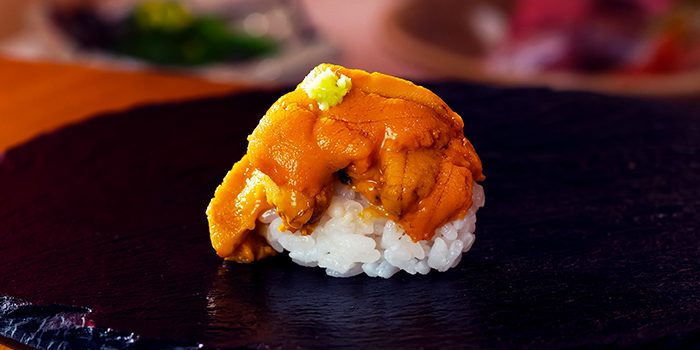 Uni Sushi from Minka at Oxley Tower in Telok Ayer, Singapore