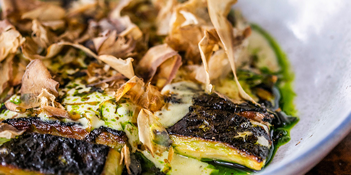 Mackerel from Moosehead Kitchen & Bar on Telok Ayer Street in Raffles Place, Singapore