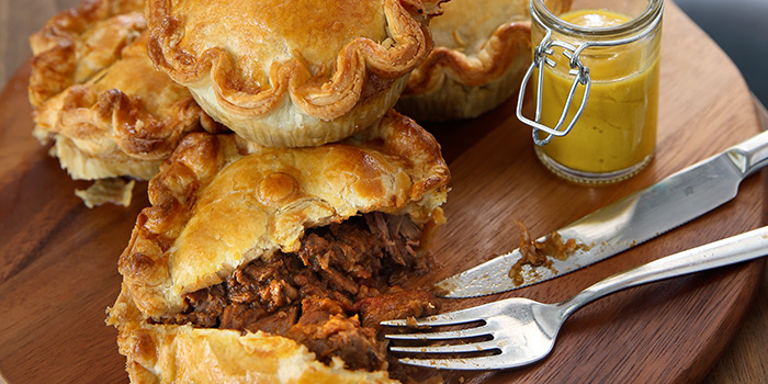 Pies from Rabbit Carrot Gun in East Coast, Singapore