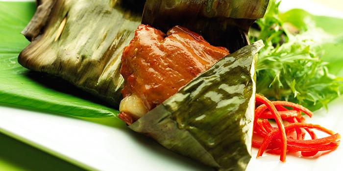 Codfish Otah Low from Singapore Seafood Republic at Resorts World Sentosa in Sentosa, Singapore