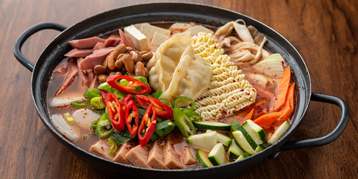 Army Stew from Seoul Kitchen in Sembawang, Singapore