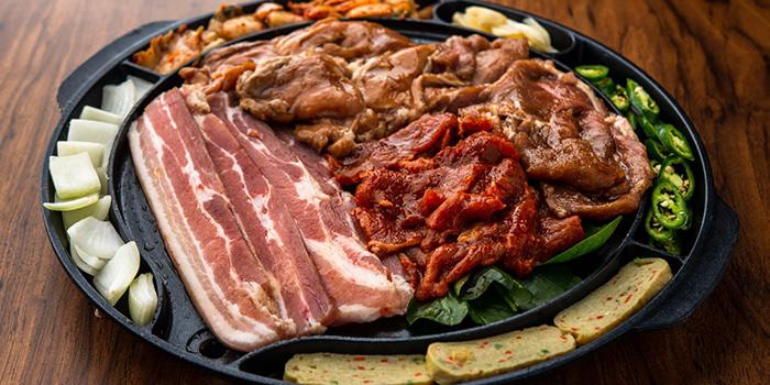Korean BBQ from Seoul Kitchen in Sembawang, Singapore