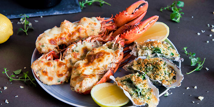 Seafood Bonanza Platter (17 May to 30 Jun) from Sky22 at Courtyard by Marriott Singapore Novena in Novena, Singapore