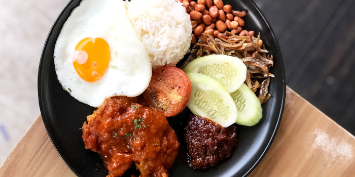 Ayam Masak Merah from W39 Bistro & Bakery in West Coast, Singapore