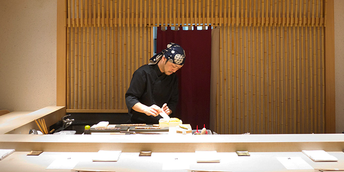 Interior from Wagyu Omakase by Ayumu in Orchard, Singapore