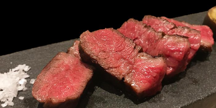 Wagyu from Wagyu Omakase by Ayumu in Orchard, Singapore