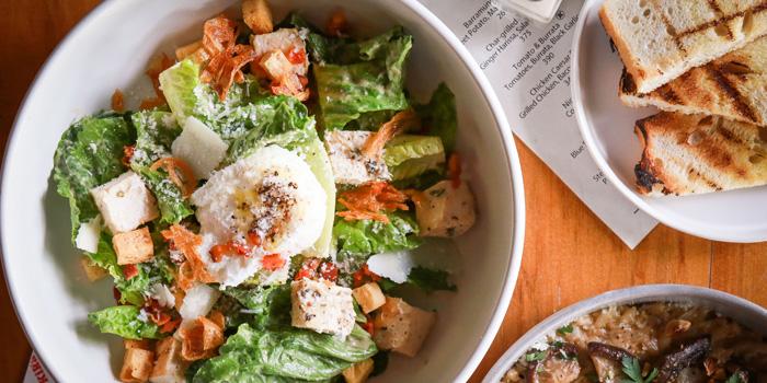 Salad Dishes from Kika Kitchen & Bar at 14 Convent Rd, Silom, Bang Rak, Bangkok