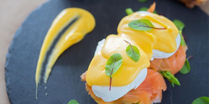 Salmon from Oceanfront Restaurant in Kok-Tanode Road Karon Muang Phuket, Thailand