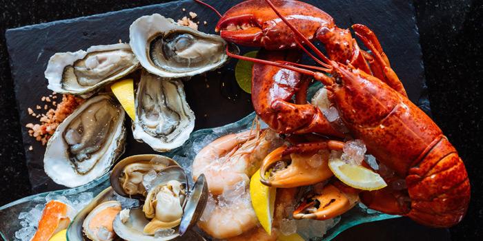 Seafood Platter, MoMo Cafe (Sai Ying Pun), Sai Ying Pun, Hong Kong