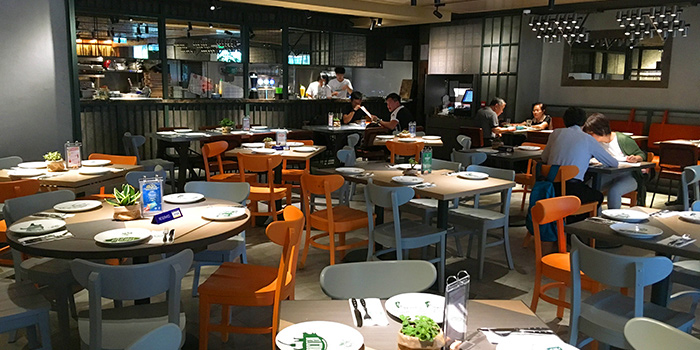 Dining Area, The Salted Pig, Sha Tin, Hong Kong