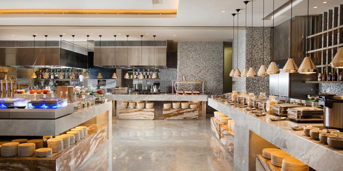 Interior 3 at Anigre Restaurant, Sheraton Gandaria